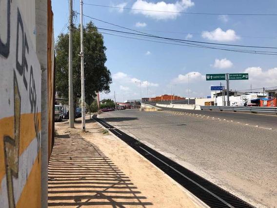 Terreno Listo Para Trabajar, En Renta, Tequisquiapan,qro.
