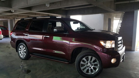 Toyota Sequoia Limited Impecable 2010