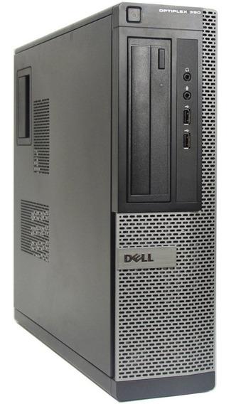 Cpu Dell 390 Intel Core I3 4gb 250gb Wifi Garantia