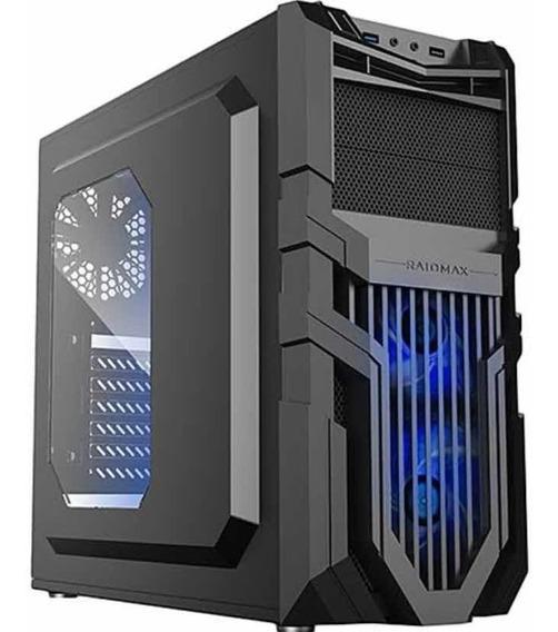 Pc Gamer - Intel Core I5 7600 - Geforce 1060 3gb- Hdd 2tb -
