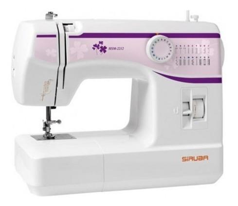 Máquina De Costura Doméstica Hsm-2212 - Siruba