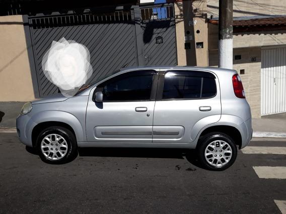 Fiat Uno 1.4 Attractive Flex 5p 2012