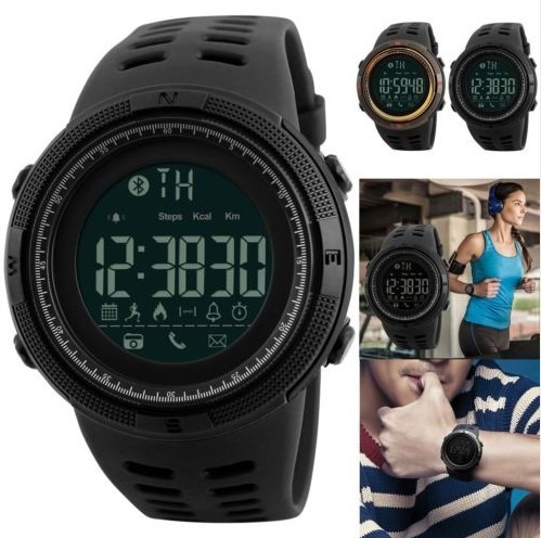 Reloj Inteligente Bluetooth Deportivo Digital Impermeable