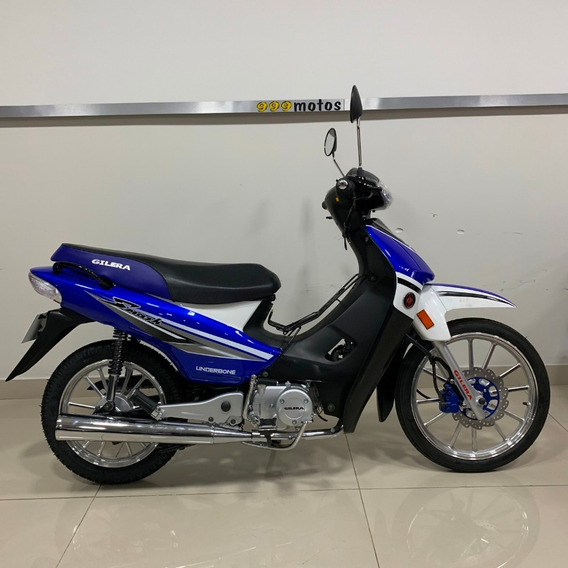 Gilera Smash 110 Full Moto Ciclomotor Cub Disco Llantas