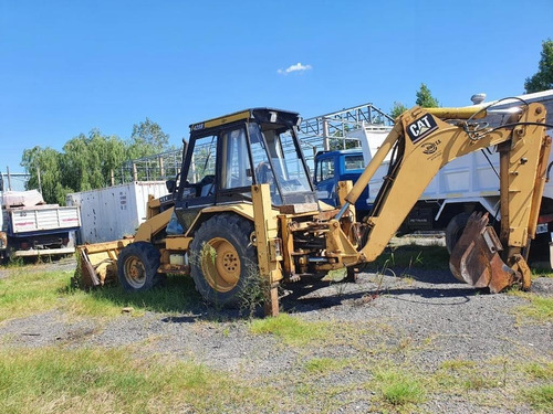 Cat 428 B 4x4