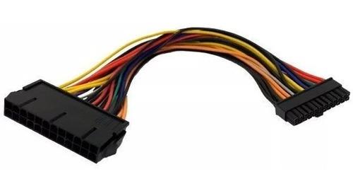 Imagen 1 de 1 de Conector Convertidor Atx Standar A Mini  Atx 24 Pin Mb