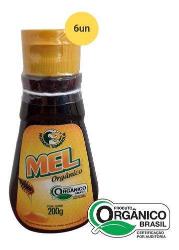 Imagem 1 de 1 de Kit Mel Marmeleiro Biodinâmico Orgânico 200g (6 Un)
