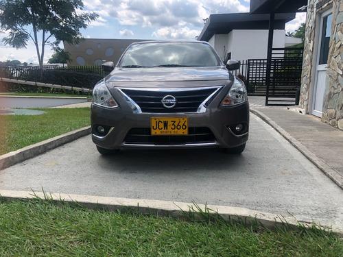 Nissan Versa Advance 1.600