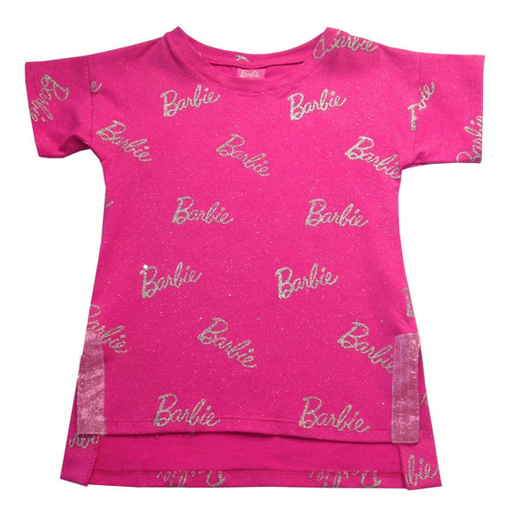Blusa Terry Barbie (36094)
