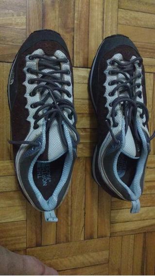 Zapatillas Mujer The Northface Us 8.5 Usa Nuevas