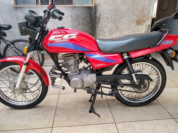 Honda Cg Today 1993