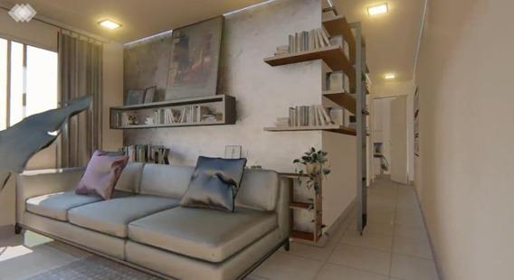 Apartamento Em Vila Jardini, Sorocaba/sp De 54m² 2 Quartos À Venda Por R$ 169.997,00 - Ap536911