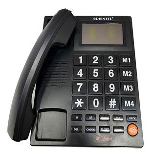 Telefono De Mesa C/ Identificador Y Altavoz (manos Libres)