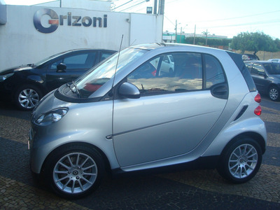 Smart Fortwo Coupe 62 1.0