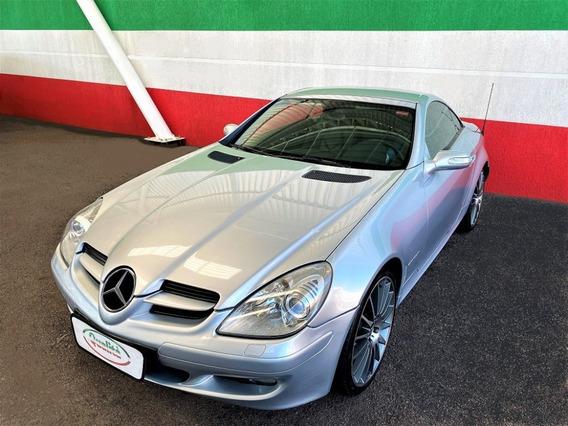 Mercedes Slk 200 Kompressor. Top. Lindo Carro!