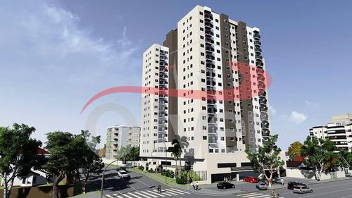 Imagem 1 de 12 de Residencial Parque Das Flores, Apartamento Studio,  Capão Raso, Curitiba, Parana - Ap00258 - 32957998