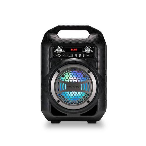 Caixa De Som 6 Em 1 Bluetooth 50w Rms - Sp255