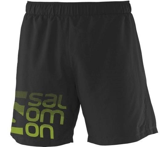 Short Hombre - Salomon - Trail Running - Enduro Short Ii