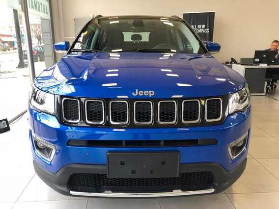 Jeep Compass 2.4 Limited 4x4 At9 Sport Cars 2020