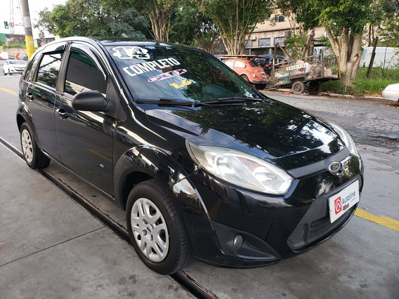 Ford Fiesta Hatch Se 2014 Completo 1.6 8v Flex Revisado
