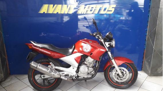 Yamaha Fazer 250 Vermelha 2008