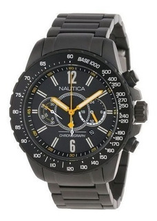 Reloj Sumergible De Caballero,gama Alta De La Firma Nautica.