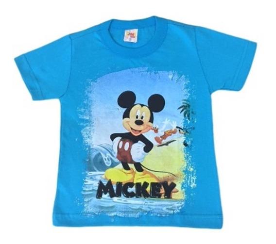 05 Camiseta Infantil Masculina Sortida Roupas Menino Atacado