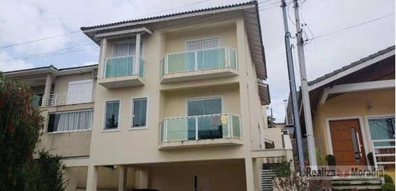 Casa Em Condomínio Completo 04 Suítes 6 Banheiros 04 Vagas Na Granja Viana - Ca1135