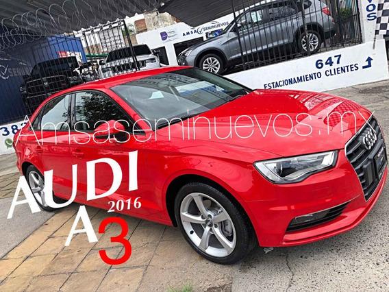 Audi A3 4p Sedán Ambiente L4/1.4/t Aut