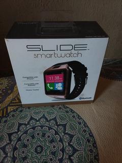 Smartwatch Slide Sw200-rg Compatible Con iPhone Y Android