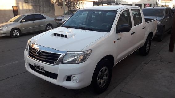 Toyota Hilux 2.5 Cd Dx Pack I 120cv 4x4 2012