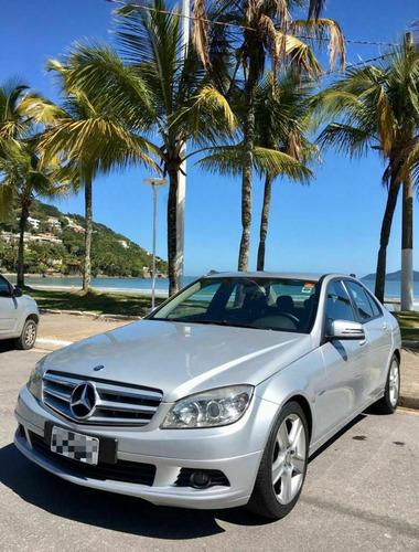 Mercedes-benz Classe C 2011 1.8 Cgi Turbo 4p