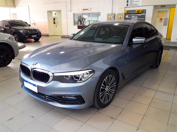 Bmw Serie 5 530i Sport Line Sedan 2.0 252 Cv - Autoferro Bmw
