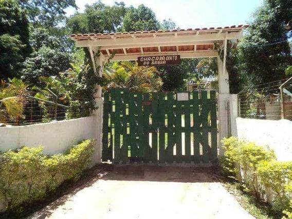 Chácara Com 4 Dormitórios À Venda, 5225 M² Por R$ 473.000 - Saboó - Mairiporã/sp - Ch0082