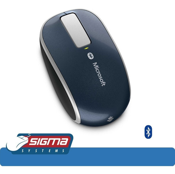 Mouse Microsoft Sculpt Touch Bluetooth 6pl-00003
