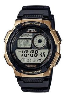 Reloj Deportivo Digital Para Hombre Ae-1000w-1bvdef Casio