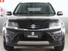 Suzuki Grand Vitara 2.0 4x2 16v Gasolina 4p Aut 2013/2014