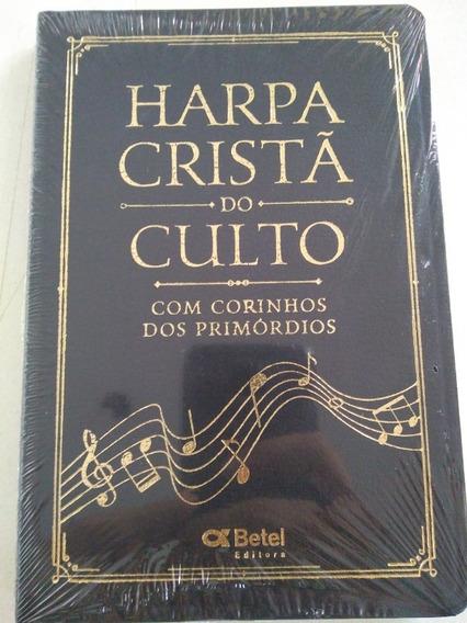 Harpa Cristã Do Culto, Com Corinhos Dos Primórdios.
