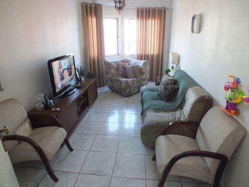 Apartamento Em Santos Bairro Campo Grande - V346