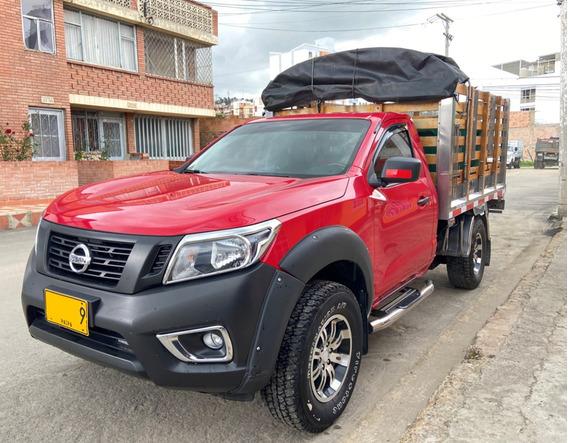 Nissan Np300 Frontier 4x2 Turbodiesel Estacas