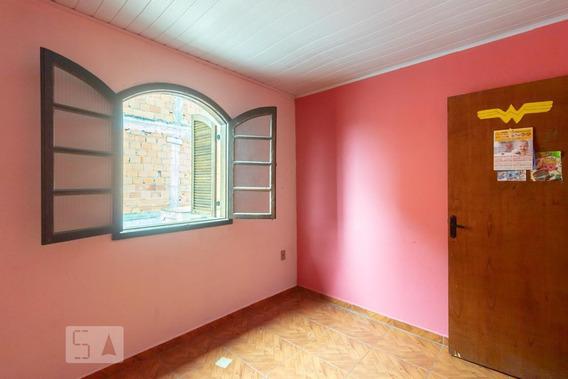 Casa Para Aluguel - Itaquera, 2 Quartos, 60 - 893114665