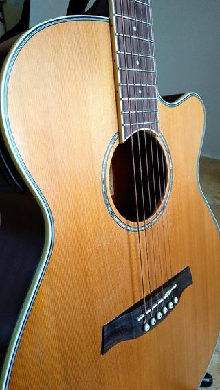Guitarra Electro Acústica Ibanez Aeg15 Ii - Fishman