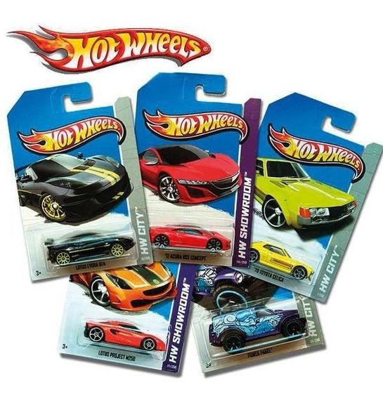 Carritos De Juguete Hot Wheels Para Niños Estilos Variados