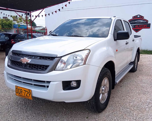 Chevrolet Dmax 2015 2.5l 4x4
