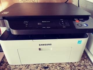 Impresora Samsung Multifunción Xpress M2070w