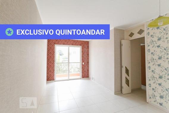Apartamento No 3º Andar Com 3 Dormitórios E 1 Garagem - Id: 892974054 - 274054