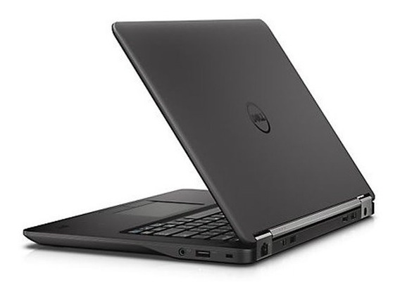 Notebook Dell Latitude E7450 I7- 5600u 2.6ghz 8gb 2 Video W7