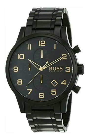 Relógio Masculino Hugo Boss 1513275 Aeroliner Completo