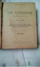 Os Lusíadas Luis De Camões 1897
