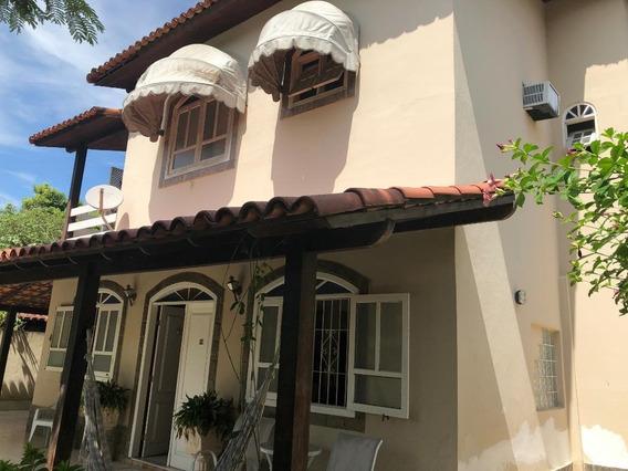 Casa Em Serra Grande, Niterói/rj De 220m² 3 Quartos À Venda Por R$ 740.000,00 - Ca198779